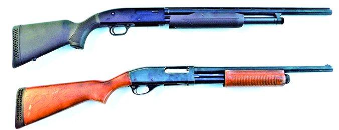 20 gauge pump guns
