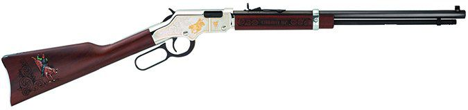 henry repeating arms American Rodeo Tribute Edition Rifle