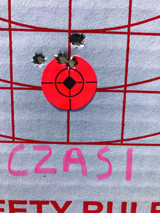 splattering targets