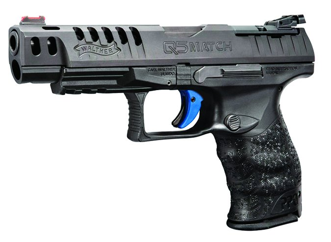Walther Q5 Match Steel Frame Competition Pistol