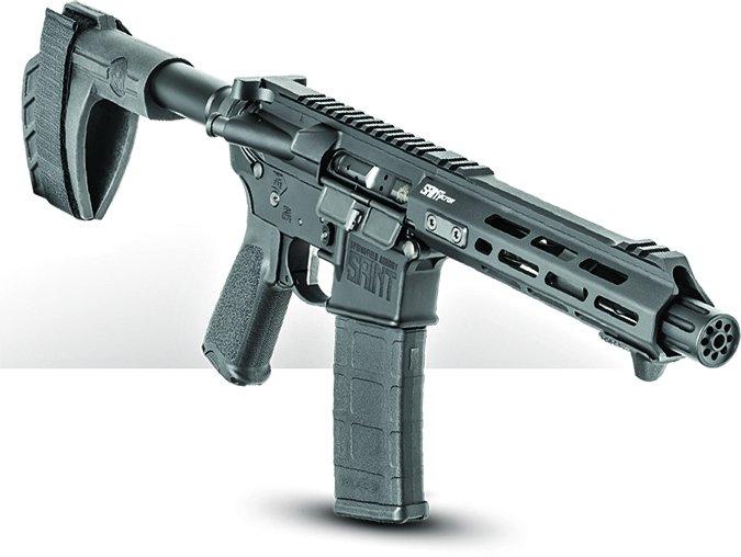 Springfield Armory Saint Victor Pistols