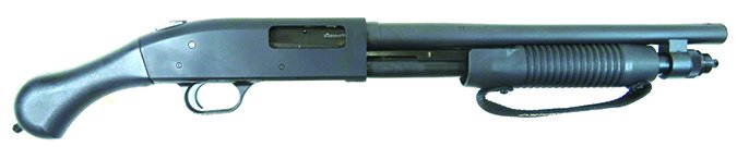 MOSSBERG 590 SHOCKWAVE MODEL 50657 20 GAUGE