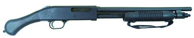 MOSSBERG 590 SHOCKWAVE MODEL 50649 410 bore