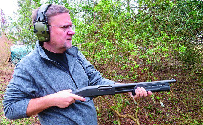 shooting sub-gauge shotguns