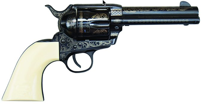 Traditions 1873 Liberty Model SAT73-119LIB 357 Magnum