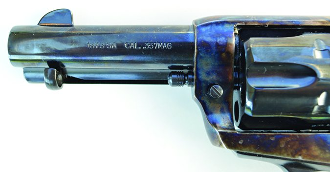 Traditions 1873 Sheriff's Model SAT73-005 357 Magnum