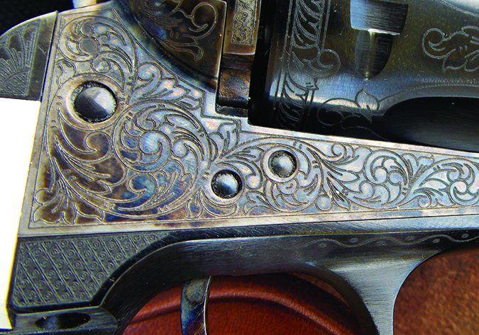Traditions 1873 Liberty Model SAT73-119LIB 357 Magnum