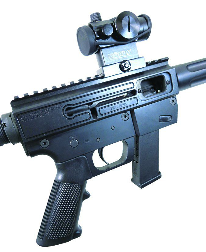 Just Right CarbineS Gen 3 Takedown Carbine JRC9MPTDG3TBBL 9mm Luger