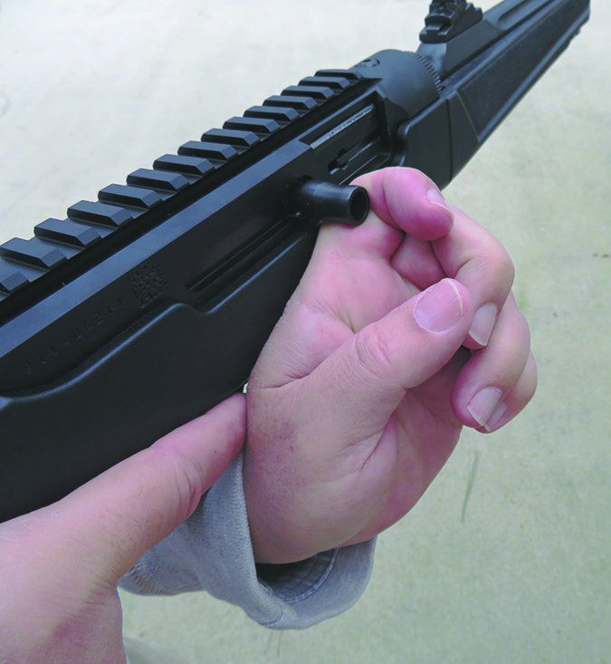 Ruger PC Carbine 19100 9mm Luger
