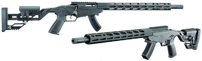 Ruger Precision Rimfire Rifle and BX-15 Magnum Magazine