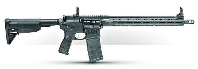 Springfield Armory Saint Victor rifles