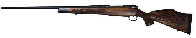 Weatherby Mark V Wyoming Commemorative Rifles