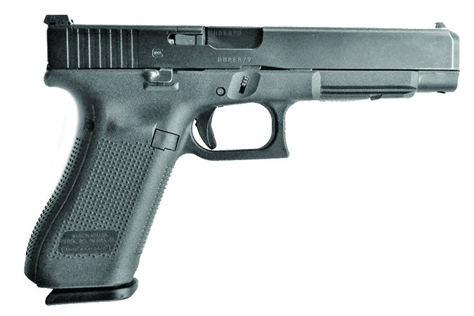 Glock G34 Gen5 MOS PA3430103MOS 9mm Luger