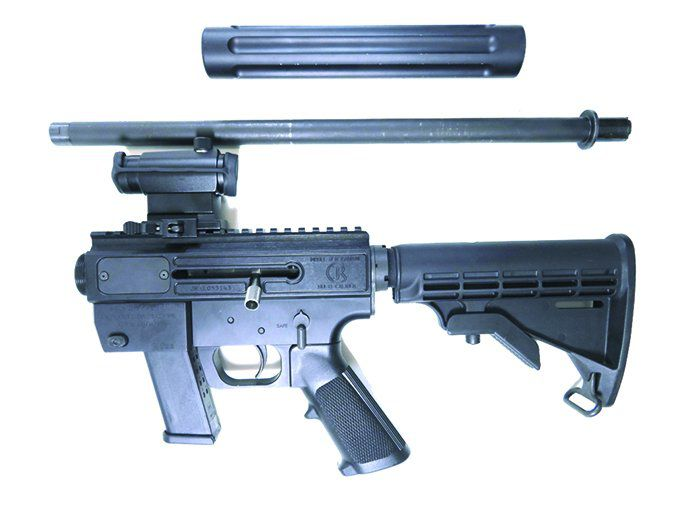 Just Right CarbineS Gen 3 Takedown Carbine