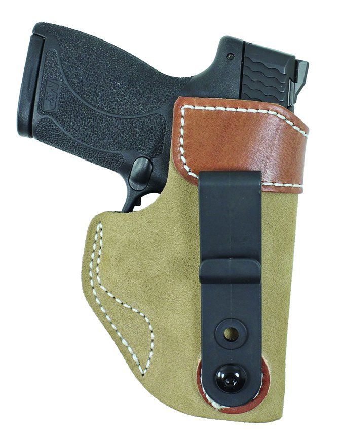 DeSantis 106 14 J clip IWB Tuckable holster