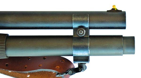 Remington 870 muzzle